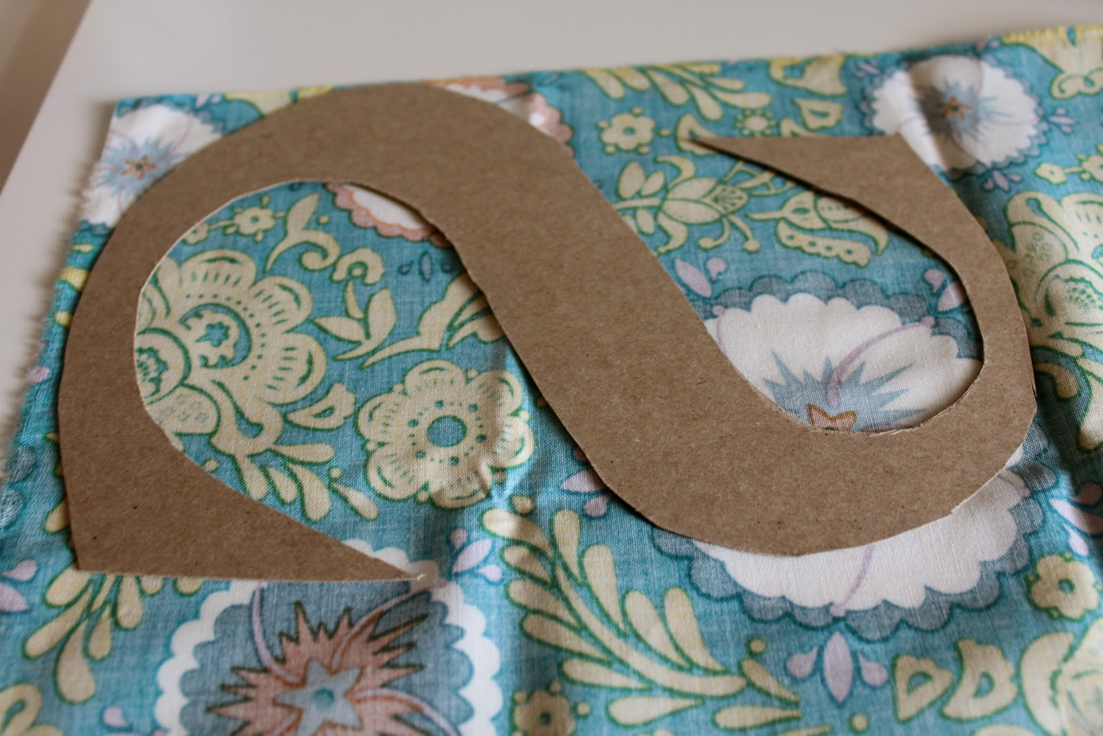 Sew Much Sunshine [to the square inch]: Tutorial: Fabric Covered ...