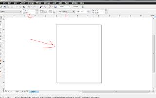 Cara membuat desain Spanduk Dengan corel draw