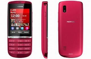 Harga Handphone Nokia Asha 300