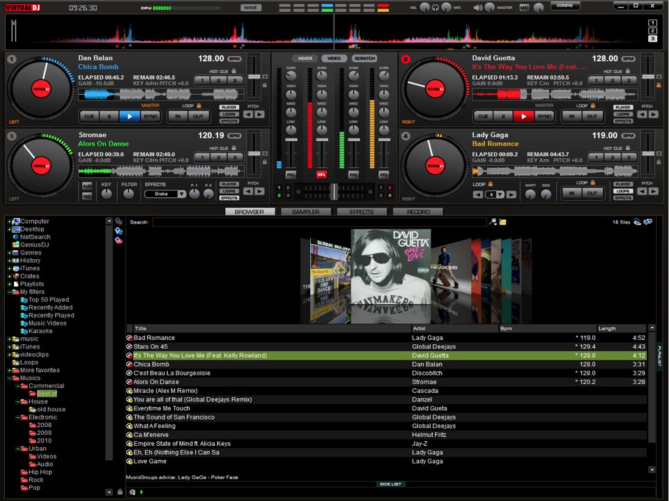 Virtual Dj Home Edition 7 0 4 + Keygen