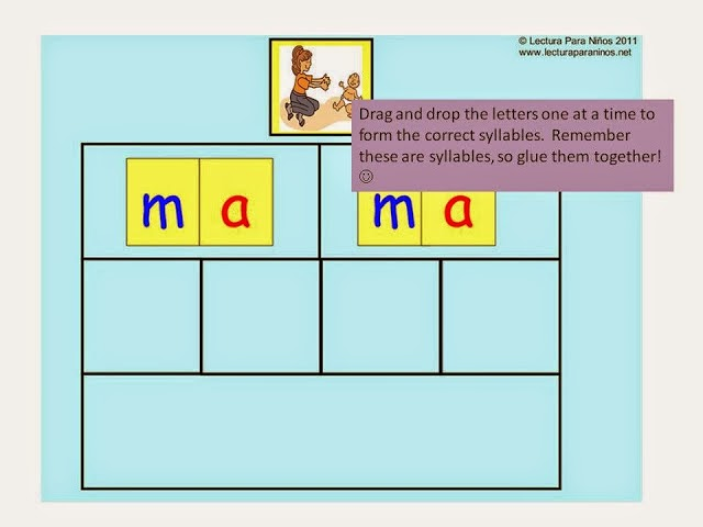 http://www.mommymaestra.com/2013/11/free-spanish-reading-game-tema-2-centro.html