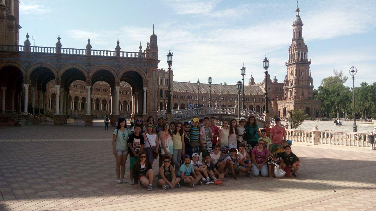 Viaje de estudios 2014-15
