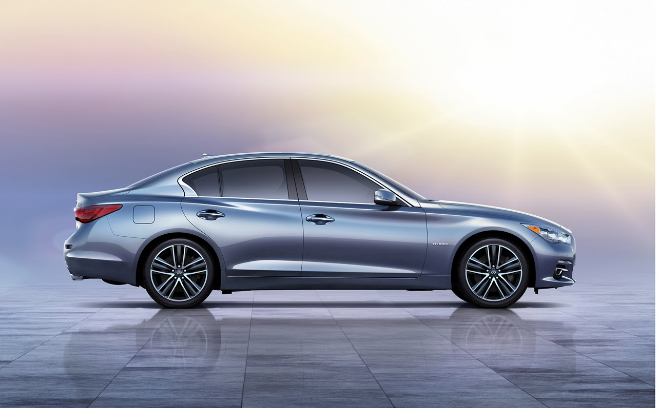 2014 Infiniti Q50 successful in pre-sales