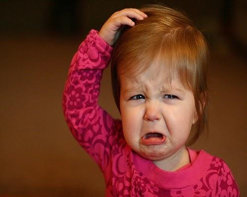 Image de bébé qui pleure