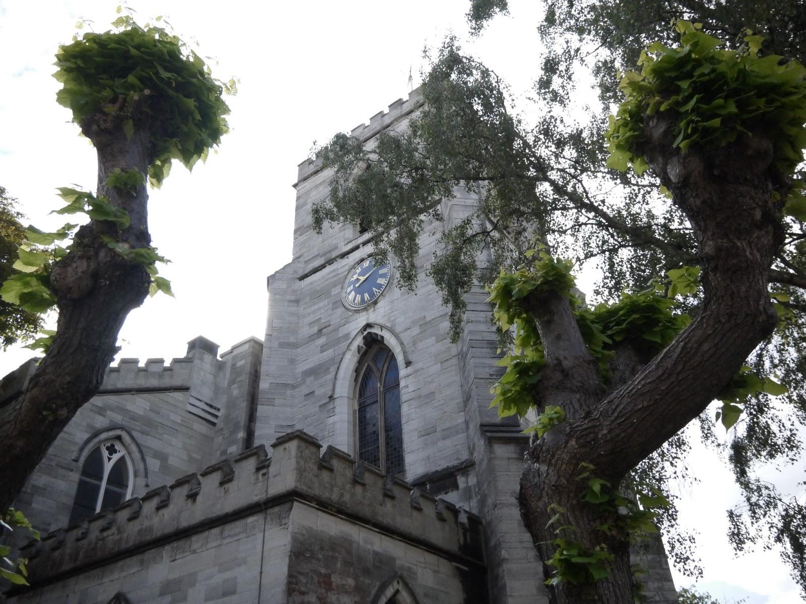 Eglise Poole