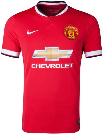 Manchester United 2014-15 Home Kit