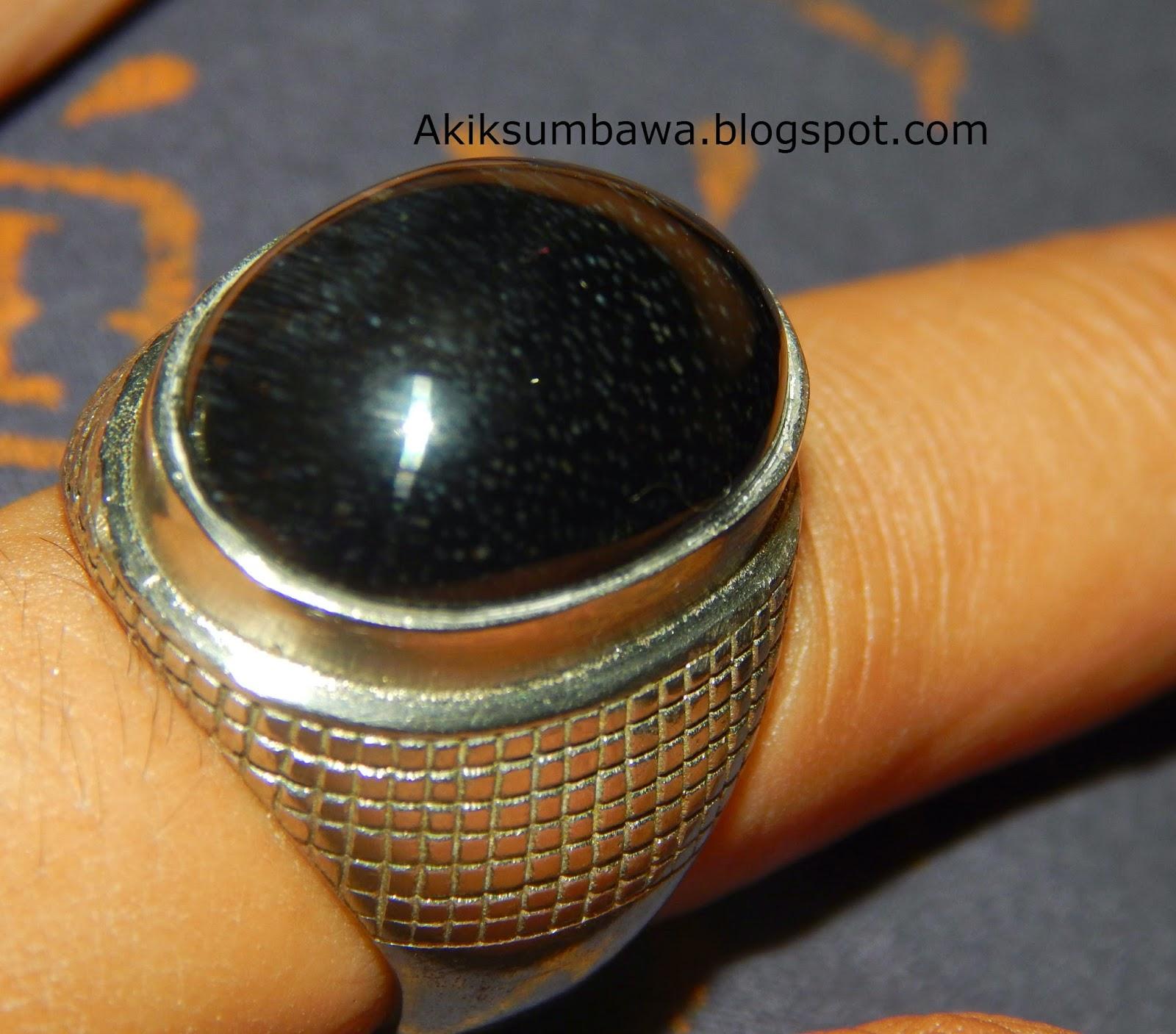 Black Jasper Sumbawa