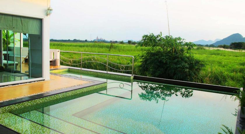 Thailand Kanchanaburi The Vista Pool Villa