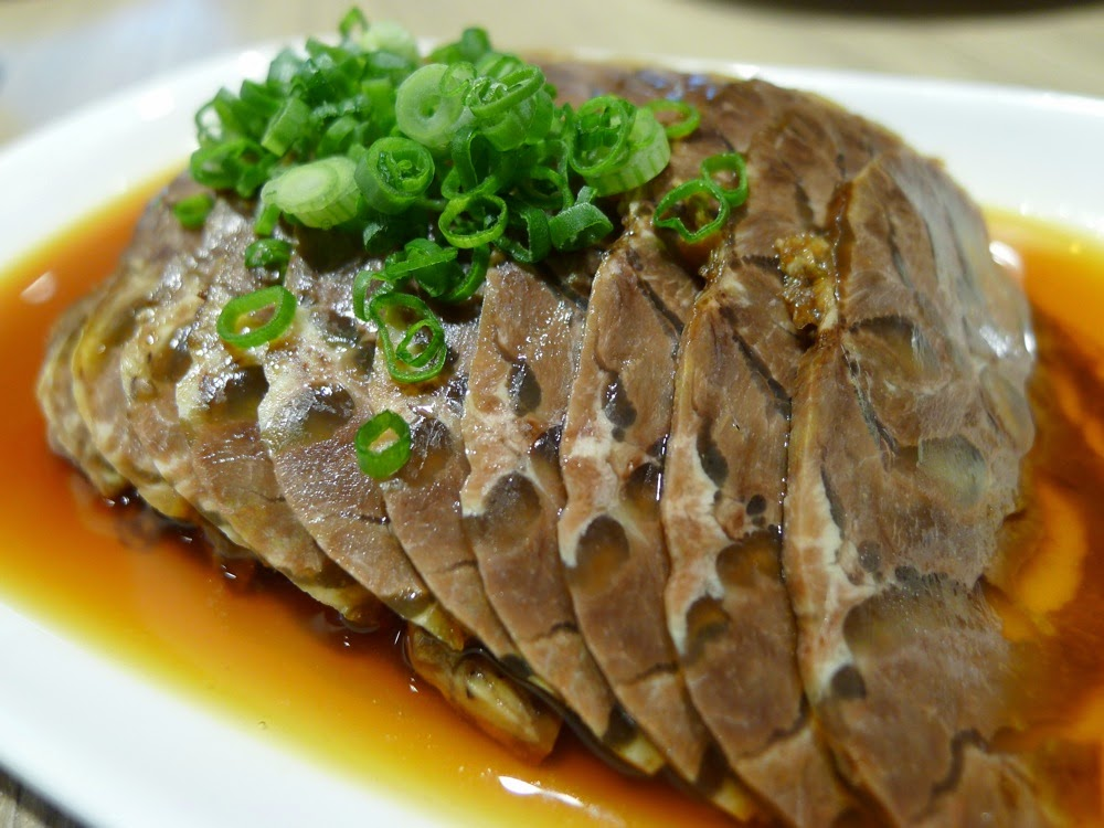 Braised Sliced Beef