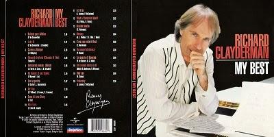 Richard Clayderman My Best CD 2014