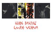 GEORG BAZELITZ & EMILIO VEDOVA AT GALERIE ROPAC