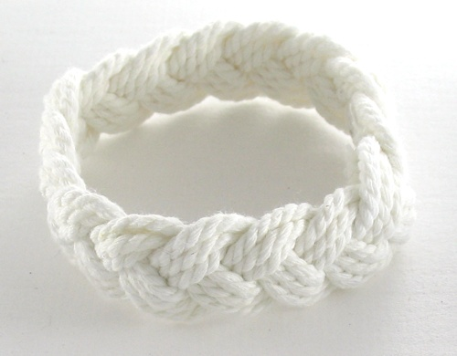 Sailor Bracelet Knot5