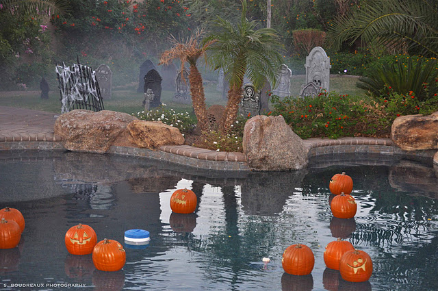 Be Different Act Normal Floating Pumpkins