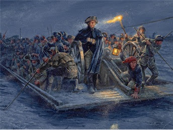 New Crossing the Delaware on Display Amid Debate