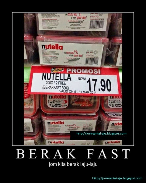 BERAK FAST