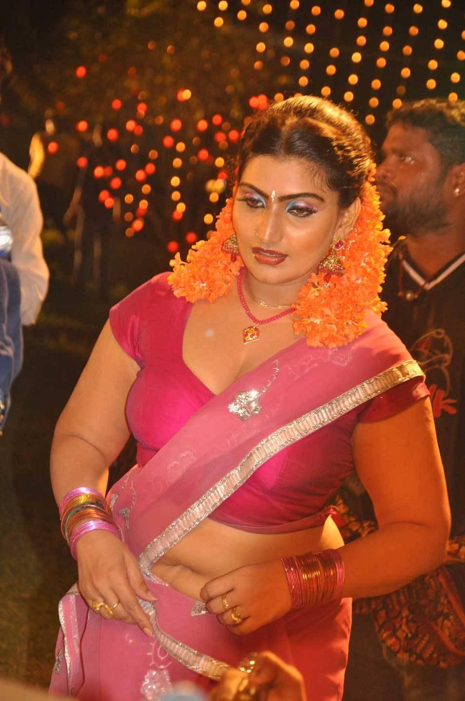 tamil saree tamil actress babilona pink saree photos actress saree