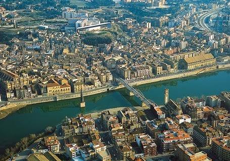 Vista aèria de Tortosa