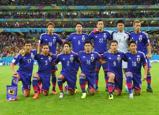 Japan vs Ivory Coast on FIFA World Cup 2014 Brasil