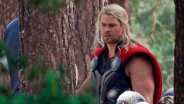 "Thor ""Los Vengadores: La Era de Ultron"""