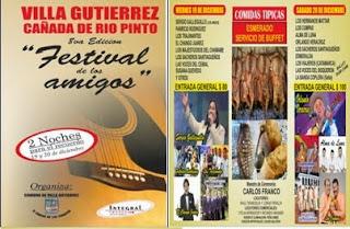 Festival de Los Amigos