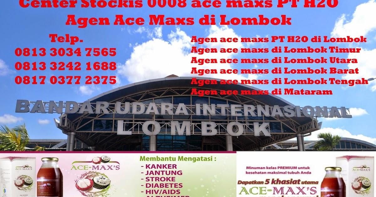 Agen Resmi Ace Maxs di Lombok