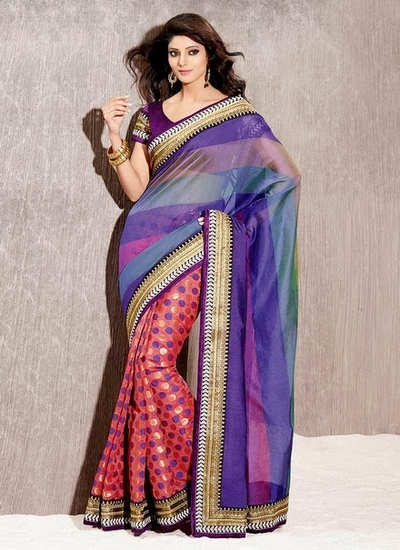 Party Wear Sarees for Womens