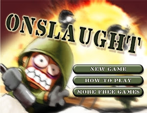 Game Onslaught Lucu