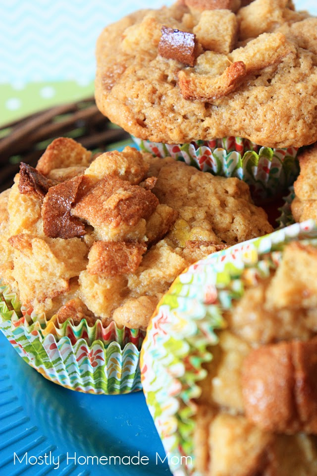 French Toast Muffins | Mostly Homemade Mom