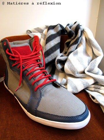 sneakers Piola high tops homme
