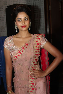 Actress Bindu Madhavi Saree Picture Stills 006.jpg