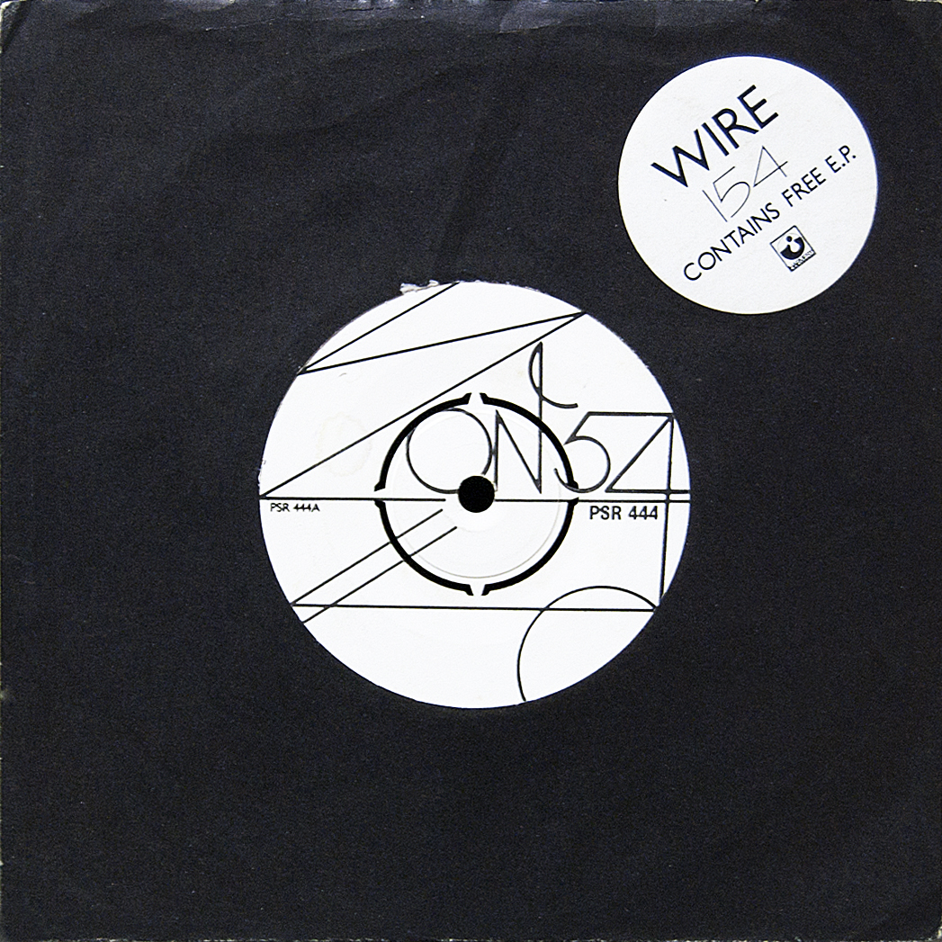 Music Is A Better Noise: 154 contains Free E.P. / Wire (1979)