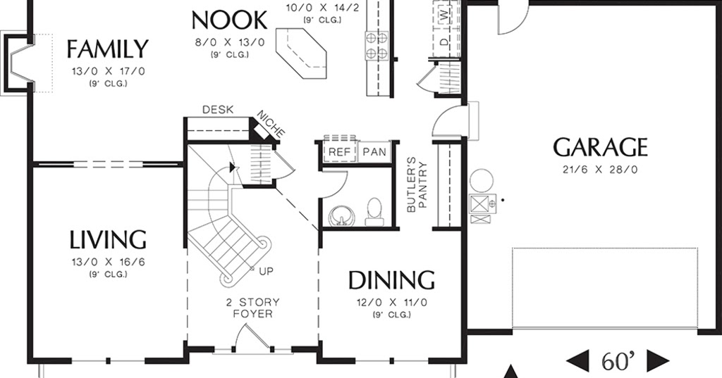 Bill gates 39 s house house plans 2500 square feet for Floor plans 2500 square feet