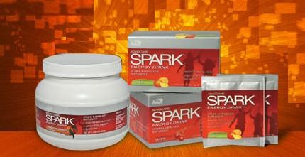 Amostra Gratis Bebida Energética Spark