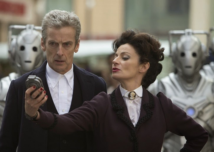 Doctor Who - Death in Heaven (Finale) - Advance Preview + Dialogue Teasers