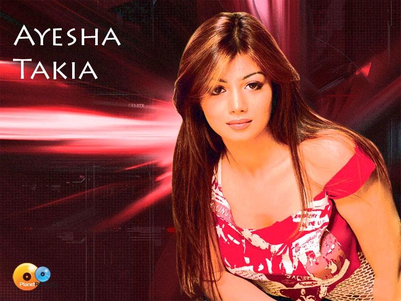 Ayesha Takia Bikini Wallpaper