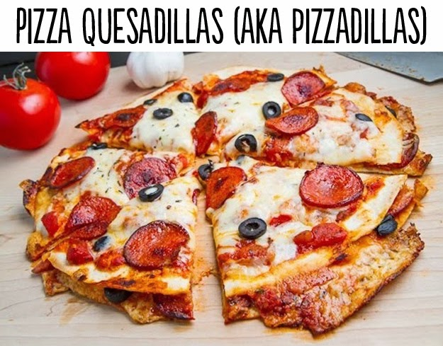 Behold Pizzadillas (and other cool variations on the Quesadilla)!