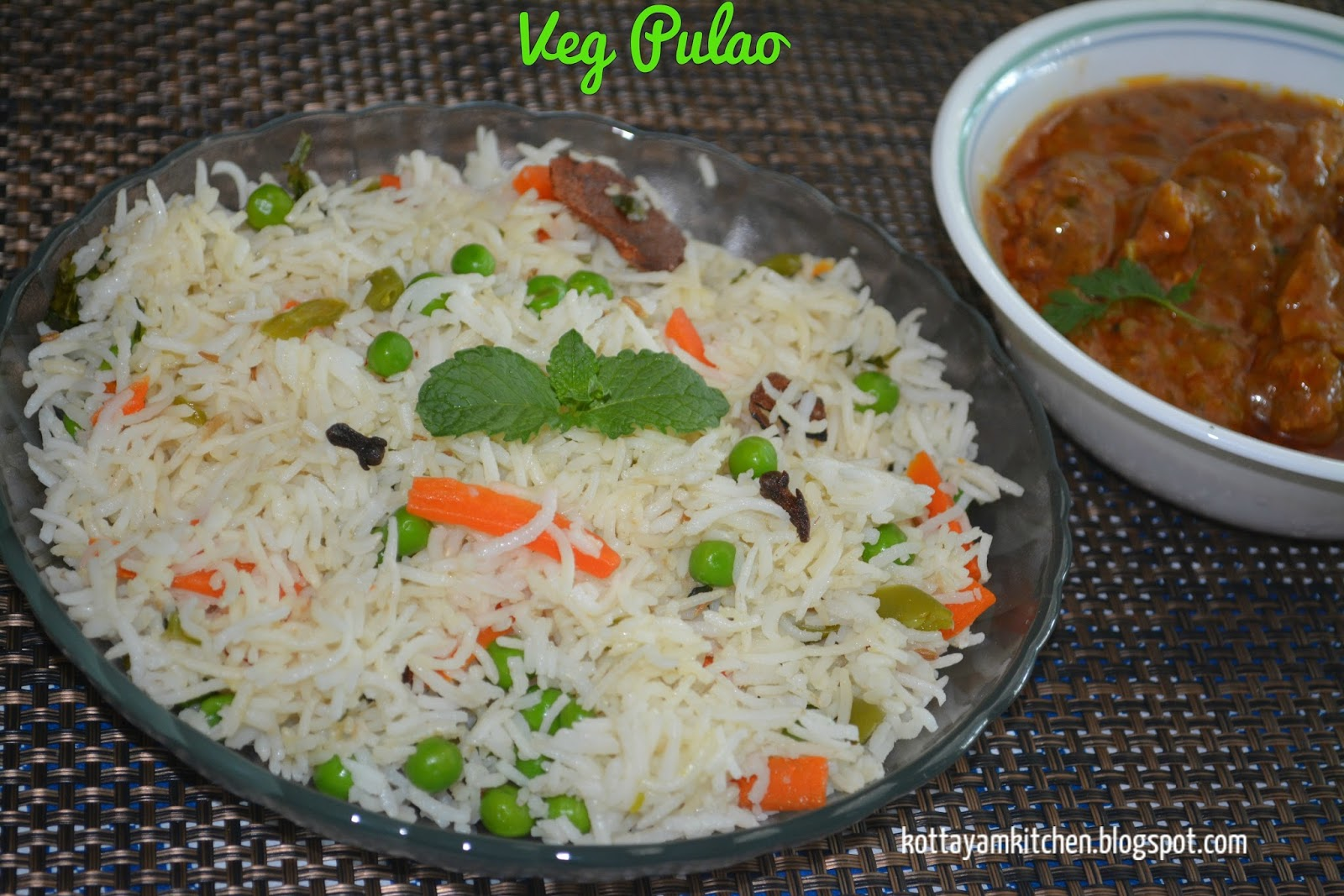 Veg pulao recipevegetable pulao recipekids lunch box ideas recipe written by kottayam kitchen on sunday july 26 2015 july 26 2015 forumfinder Image collections