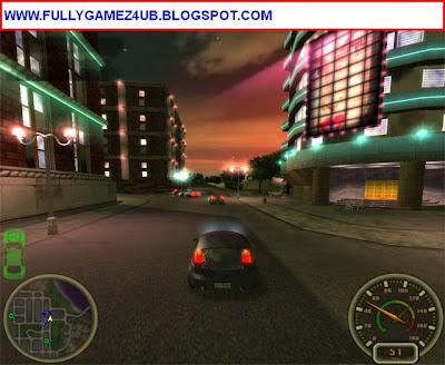 Download City Racing Game Full Version