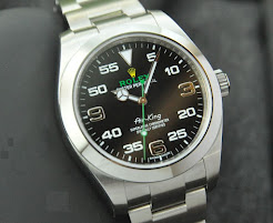 Rolex New Airking 116900 40mm