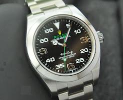 Rolex New Airking 116900 40mm
