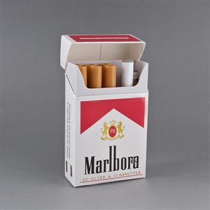 Difference between Marlboro soft pack hard pack