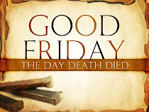 Remembering Good Friday on 6th April, 2012 at 8.30pm