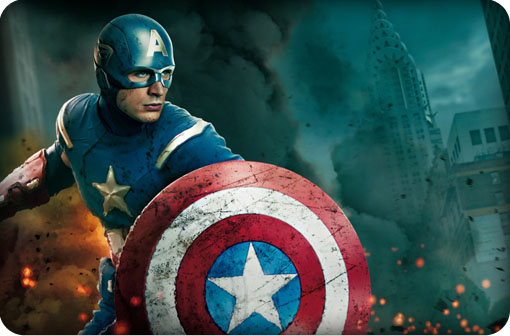 Captain America Cool Pic