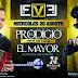 EL PRODIGIO Y EL MAYOR CLASICO EN LEVEL LOUNGE DE SANTIAGO MIERCOLES 20 AGOSTO 2014
