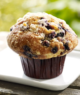 Blueberry Muffin Coffee Bean Calories