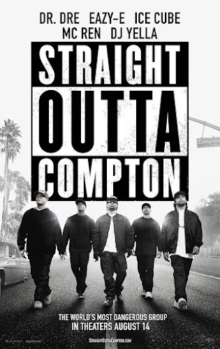 Straight Outta Compton (BRRip 720p Dual Latino / Ingles) (2015)