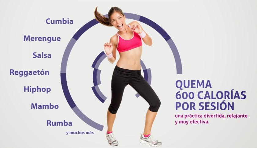 Zumba y ejercicio contra el cáncer