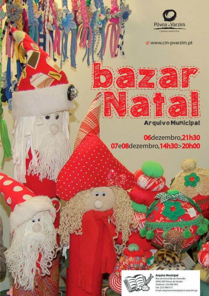 Bazar de Natal  2013