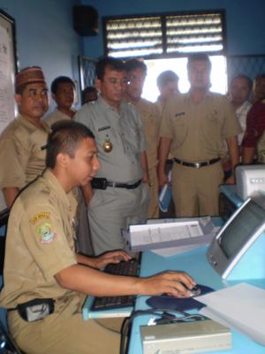 PSB Online Kota Bekasi 2011 Tetap 1 Tahapan