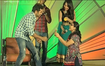 Singam Surya Full Programe – MOP Vaishnava College For Women Special – Vijay Tv Show